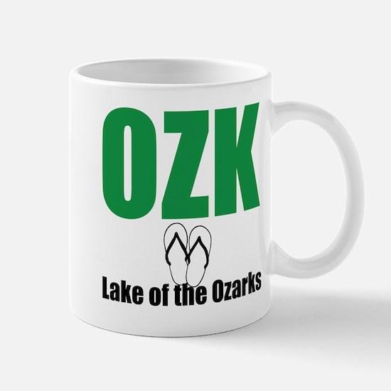 Cute Lake of the ozarks ozk Mug