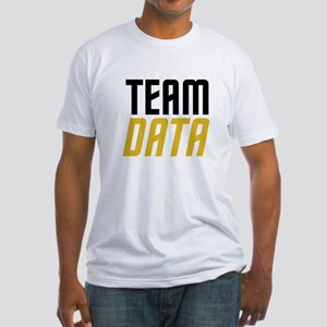 Team Data Fitted T-Shirt