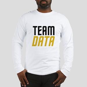 Team Data Long Sleeve T-Shirt