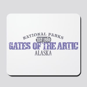 Gates Of The Artic Alaska Mousepad