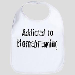 Addicted to Homebrewing Bib