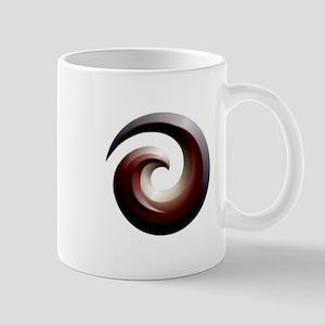 Dark Koru Mug