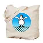 Penguin1 Tote Bag