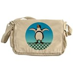 Penguin1 Messenger Bag