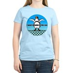 Penguin2 Women's Light T-Shirt
