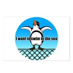 Penguin2 Postcards (Package of 8)