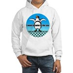 Penguin2 Hooded Sweatshirt