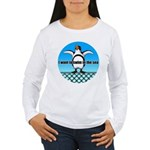 Penguin2 Women's Long Sleeve T-Shirt