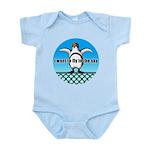 Penguin3 Infant Bodysuit
