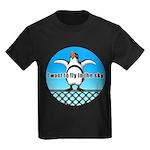 Penguin3 Kids Dark T-Shirt