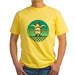 Penguin3 Yellow T-Shirt
