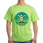 Penguin3 Green T-Shirt