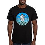 Penguin3 Men's Fitted T-Shirt (dark)