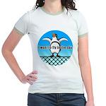 Penguin3 Jr. Ringer T-Shirt