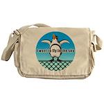 Penguin3 Messenger Bag