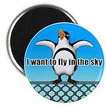 Penguin3 Magnet