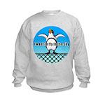 Penguin3 Kids Sweatshirt