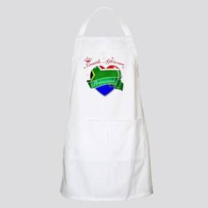 South African Princess Apron