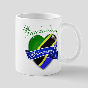 Tanzanian Princess Mug