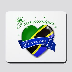 Tanzanian Princess Mousepad