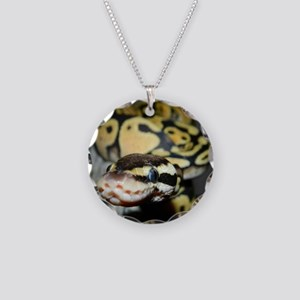 MaLuna's Design Necklace Circle Charm