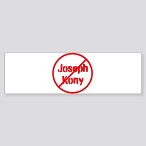 Stop Joseph Kony Sticker (Bumper)