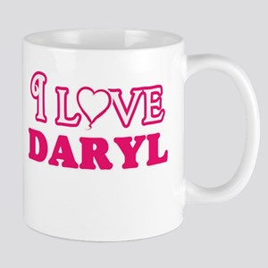 I Love Daryl Mugs