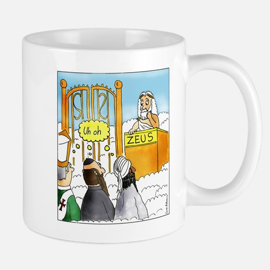 Unique Atheism Mug