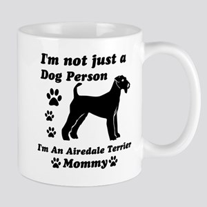 Airedale Terrier Mommy Mug
