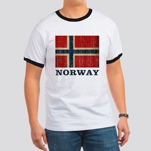 Vintage Norway Ringer T