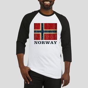 Vintage Norway Baseball Jersey