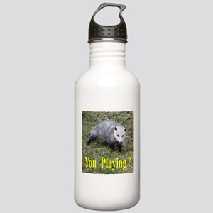 Playing Possum Stainless Water Bottle 1.0L
