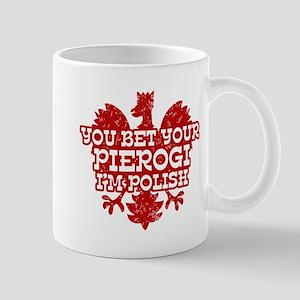 Funny Polish Pierogi Mug
