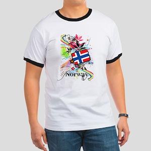Flower Norway Ringer T