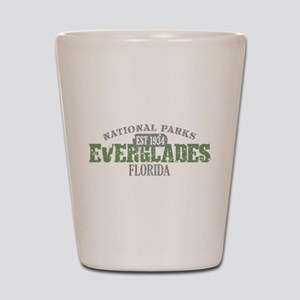 Everglades National Park FL Shot Glass