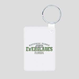 Everglades National Park FL Aluminum Photo Keychai