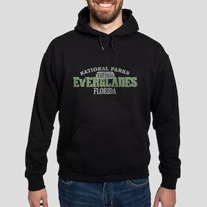 Everglades National Park FL Hoodie (dark)