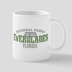 Everglades National Park FL Mug