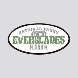 Everglades National Park FL Patches