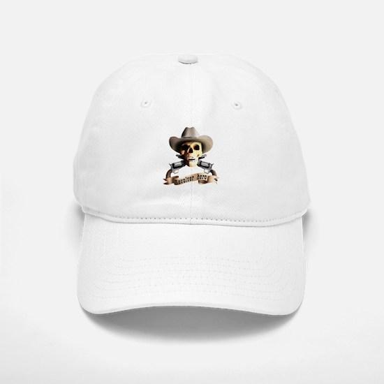 Cowboy skull Baseball Baseball Cap