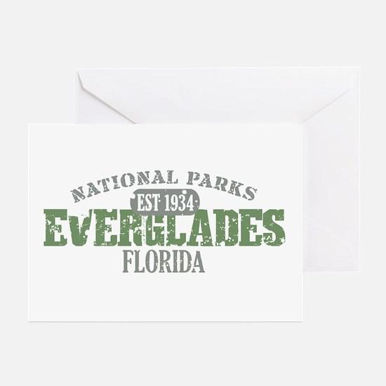 Everglades National Park FL Greeting Cards (Pk of