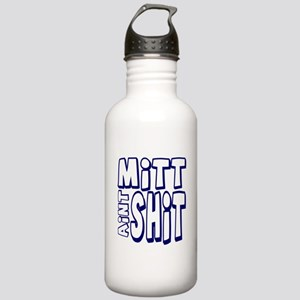 Mitt Ain't Shit! Stainless Water Bottle 1.0L