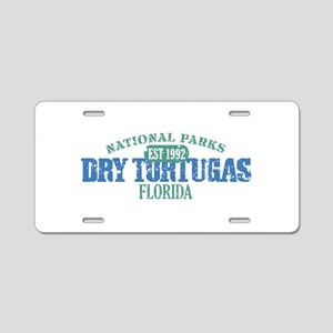 Dry Tortugas National Park FL Aluminum License Pla