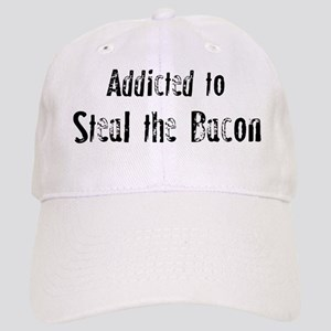 Addicted to Steal the Bacon Cap