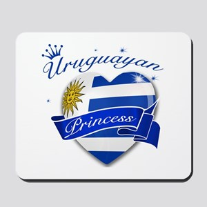 Uruguayan Princess Mousepad