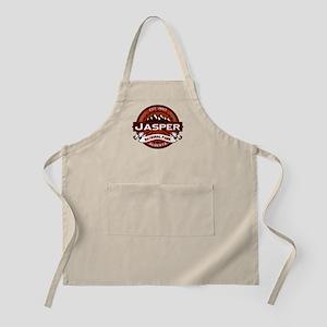 Jasper Crimson Apron