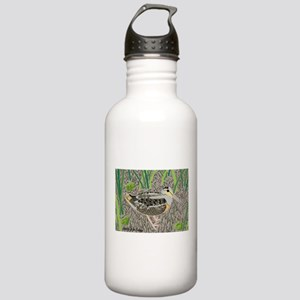 Woodcock Stainless Water Bottle 1.0L