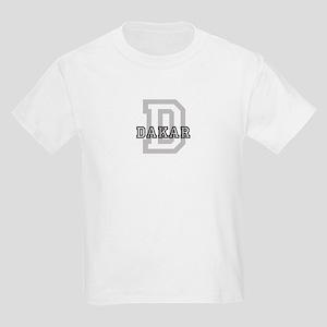 Letter D: Dakar Kids T-Shirt