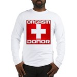 Donor Long Sleeve T-Shirt