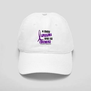 I Wear Purple 37 Epilepsy Cap